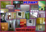 Качественный ремонт квартир,  домов,  технических помещений,  индивидуаль