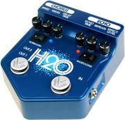 Продам гитарный хорус-дилэй Visual Sound H2O