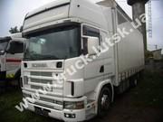 Автомобиль на разборку Scania 164 L 480 2001 год выпуска