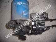 Четырехконтурный защитный клапан Knorr AE4527