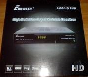Спутниковый тюнер EuroSky 4500 HD PVR