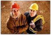 Регистрация специалистов ремонтно-строительных работ