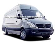 Лобовое стекло на Mercedes-Benz Sprinter с установкой
