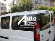 Установка бокового автостекла на Fiat Doblo 2000-
