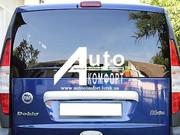 Установка заднего автостекла (ляда) на Fiat Doblo 2000-
