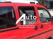Передний салон,  правое окно на Fiat Doblo 2000-