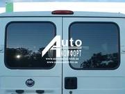 Заднее стекло (распашонка левая) на Fiat Dukato,  Citroen Jamper 94-07