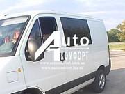 Передний салон,  левое стекло на Fiat Dukato,  Citroen Jamper 94-07