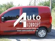 Передний салон,  левое стекло на Fiat Fiorino,  Citroёn Nemo,  Peugeot Bi