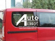 Задний салон,  правое окно,  короткая база на Fiat Skudo,  Peugeot Expert