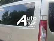 Задний салон,  левое окно,  длинная база на Fiat Skudo,  Peugeot Expert,