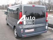 Заднее стекло (распашонка левая) на Renault Trafic,  Opel Vivaro,  Nissa