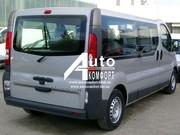 Заднее стекло (ляда) на Renault Trafic,  Opel Vivaro,  Nissan Primastar