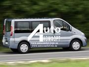 Блок правый (окно с форточкой) на Renault Trafic,  Opel Vivaro,  Nissan