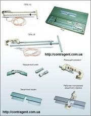 Приспособления для прокола ППК. Пристрій для проколу кабеля ППК-10-002