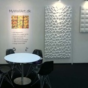 Декоративные стеновые панели 3D WallArt