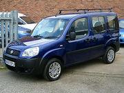 Запчасти на Fiat DOBLO 2001-2011