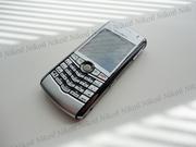 Продам корпус для Blackberry 8100 серый.