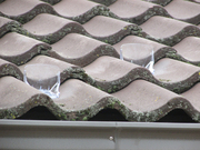 Снігозатримувачі з полікарбонату Снегозадержатели из поликарбоната