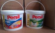 Продаем оптом Persil Megaperls 10кг в ведрах цена 180 грн.
