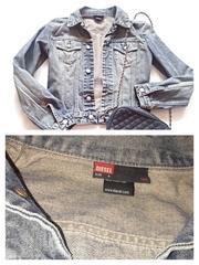 Стильна джинсовка  DIESEL