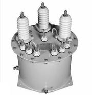 Трехфазный трансформатор напряжения НТМИ-6,  НТМИ-10