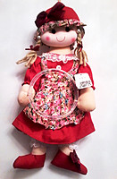 Кукла вешалка Код: 2744 №7 ЛО-002 235
