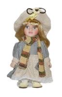 Кукла фарфоровая 20 см.