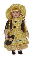 Кукла фарфоровая 30 см.