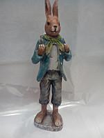 Заяц пасхальный - керамика