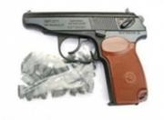 купить стартовый пистолет и револьвер под патрон Флобера