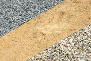 Продам в Луцьку цемент,  пiсок,  щебiнь рiзних фракцiй