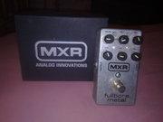 Продам педаль MXR Fullbore metal