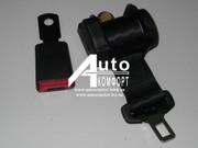 Автомобильный двухточечный ремень безопасности на катушке инерционный