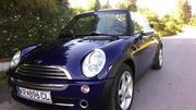 Разборка запчасти б/у MINI Cooper R52 (Мини r52 кабрио) 2004-2008 год