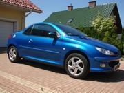 Разборка автозапчасти б/у Peugeot 206 CC (Пежо 206 CC) 2000-2007 год
