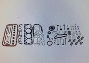 Прокладка ГБЦ для двигателей Nissan H20 и Nissan H20-II