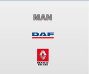 Запчасти Daf,  разборка Daf,  агрегаты,  автошрот Daf
