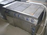 Продам плиту 6 конфорочную с духовкой Kogast ES-T67/1 бу