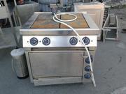 Продам плиту с духовкой ES-T47/1 Kogast бу