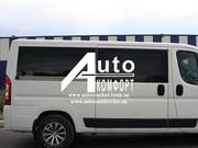 Установка (врезка) автостекол на автомобиль Fiat Dukato,  Citroen