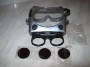 Профессиональные немецкие защитные очки