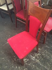 Продам чешские стулья бу для ресторана