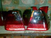 Продам оригинальные фонари на BMW E46