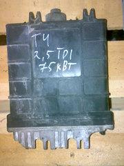 Продам оригинальный ЭБУ двигателя на VW T4 2.5TDI 75кВт