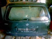 Продам оригинальную дверь багажника (ляду) на Opel Astra G универсал
