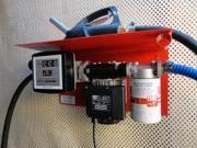 Насоси для перекачування дизпалива, бензину, масел, на 12, 24, 220, 380Вольт