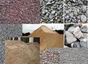 Продам пісок,  бутовий камінь,  щебінь,  торфокрихту Луцьк