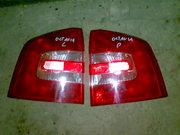 Продам оригинальные фонари Skoda Octavia 2