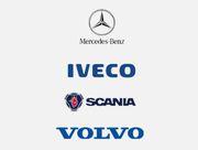 Запчасти,  агрегаты к грузовым авто Mercedes,  Iveco,  Volvo,  Scania